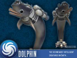 Dolphin - Spore by danieljoelnewman
