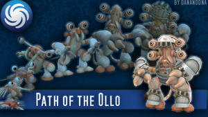 Path of the Ollo by danieljoelnewman