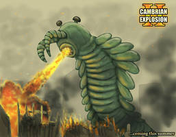 Week 15 - Cambrian Explosion by danieljoelnewman