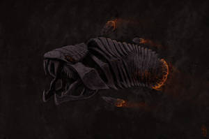 Week 46 - LAVAFISH by danieljoelnewman