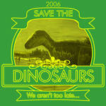 Save the Dinosaurs