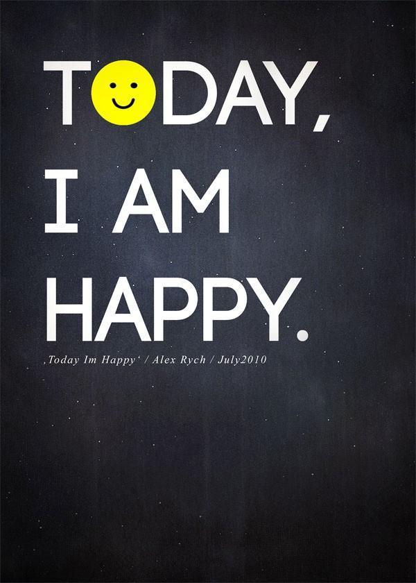 Happy im 20 reasons