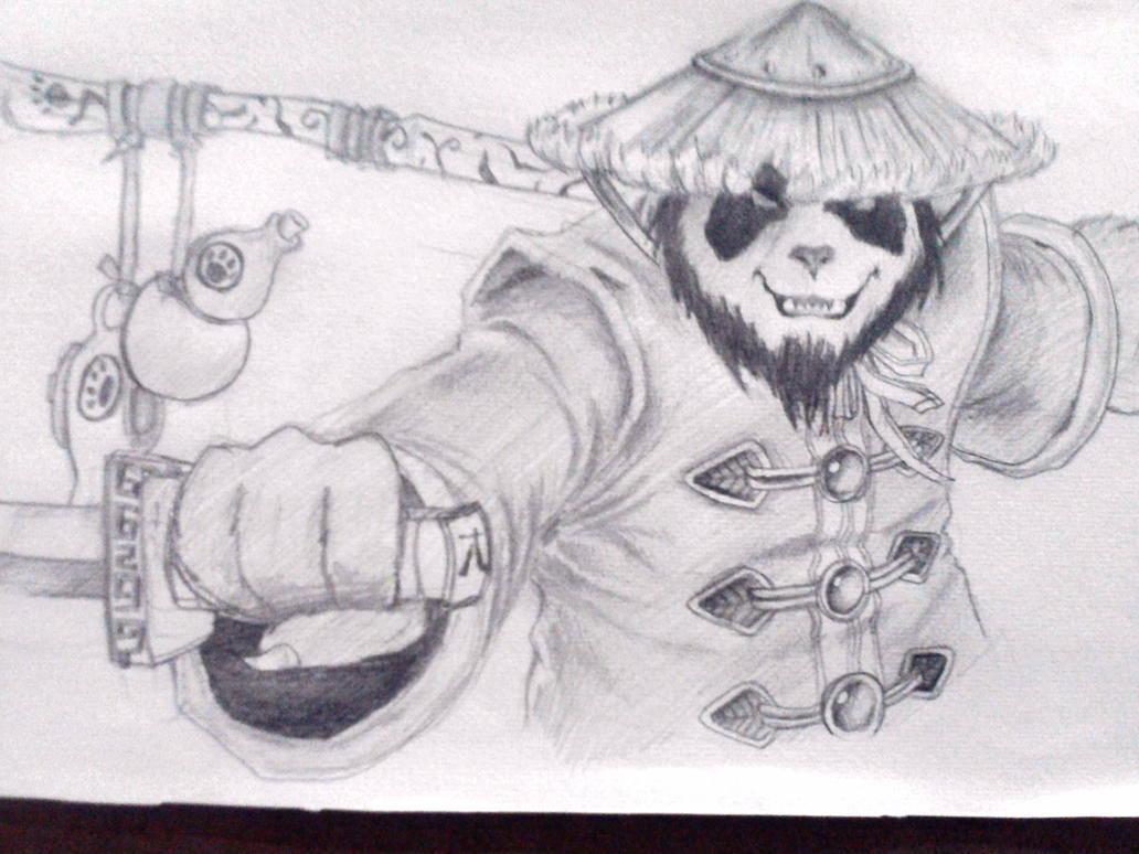 Pandaren doujin cartoon pics
