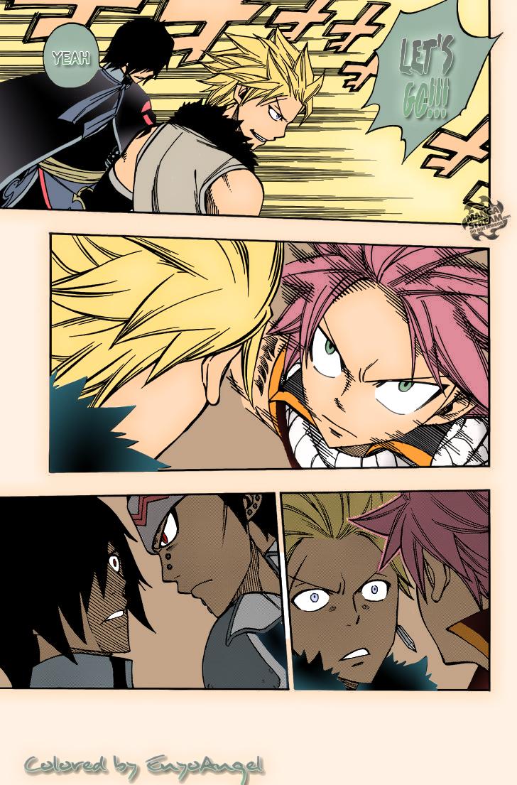 Natsu Gajeel VS Sting Rogue by EnyoAngelGajeel Vs Rogue