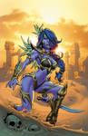 Jirni #3 Cover Colors