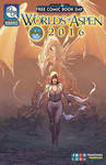 Worlds of Aspen FCBD 2016 Cover colors