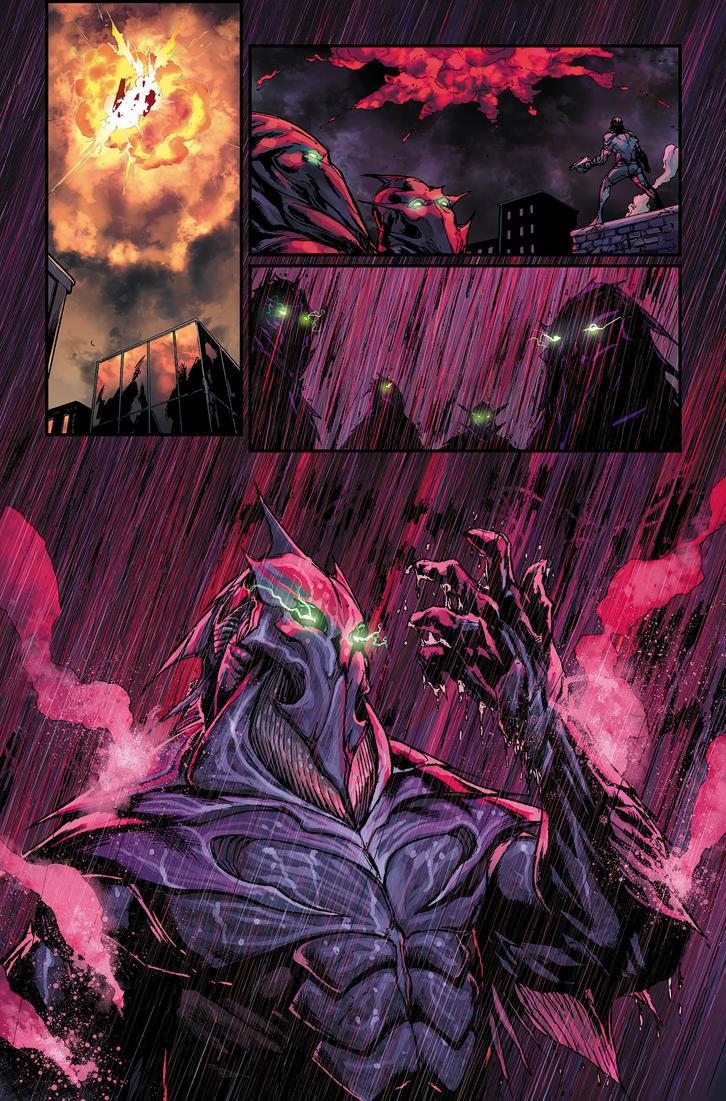 Aspen Universe Revelations 4 Page 19 colors by Arciah
