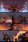 Dissension - War Eternal Page 3 colors