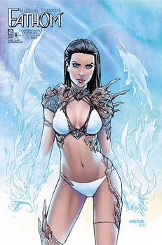 Fathom #8 WonderCon Exclusive