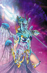 Soulfire V8 #1 Cover Colors
