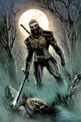 Geralt of Rivia by Arciah