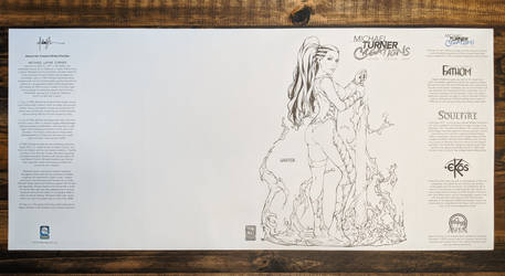 Kiani - Michael Turner Creations by Arciah