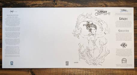 Aspen Matthews 1 - Michael Turner Creations by Arciah