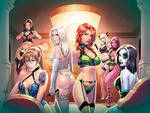 X-Ladies Commission Colors