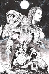 Starcraft commission by Arciah