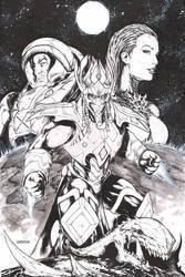 Starcraft commission
