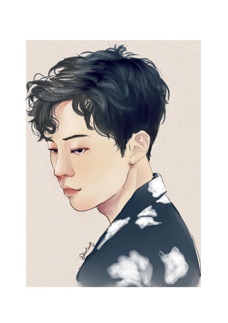 Kim Minseok by DearLu09