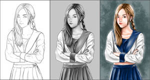 Greyscale to Color