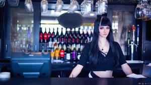 The Black-Haired Woman / Death Parade (2)