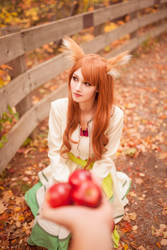 More apples please! - Spice and Wolf (3)