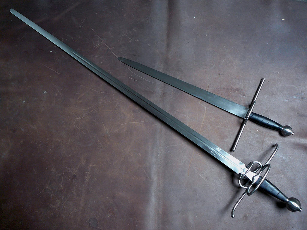 1595er mark4 + Dagger by Danelli-Armouries