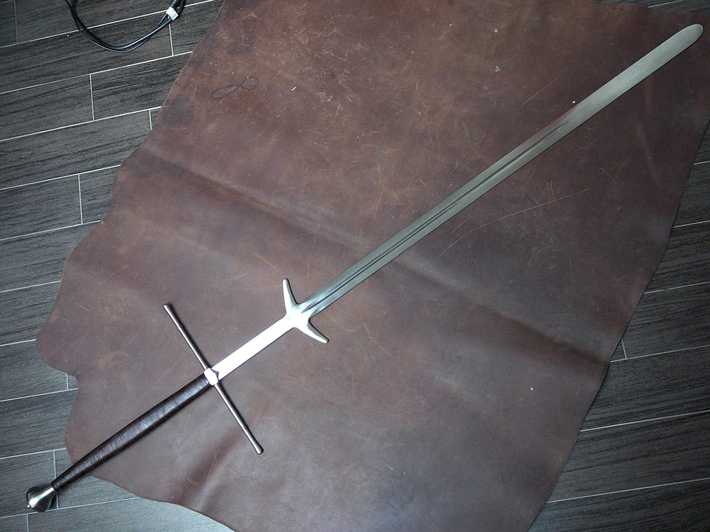 Greatsword c.1600 - 1 by Danelli-Armouries on DeviantArt