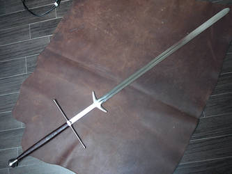 Greatsword c.1600 - 1 by Danelli-Armouries