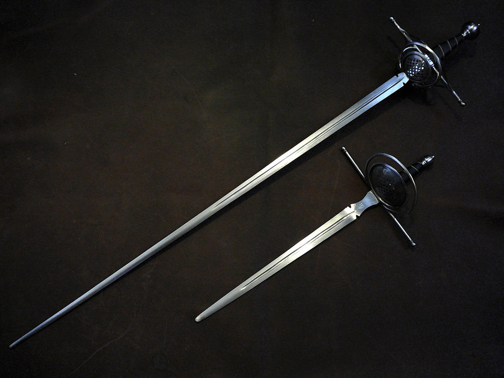 Sidesword-dagger set - 1 by Danelli-Armouries