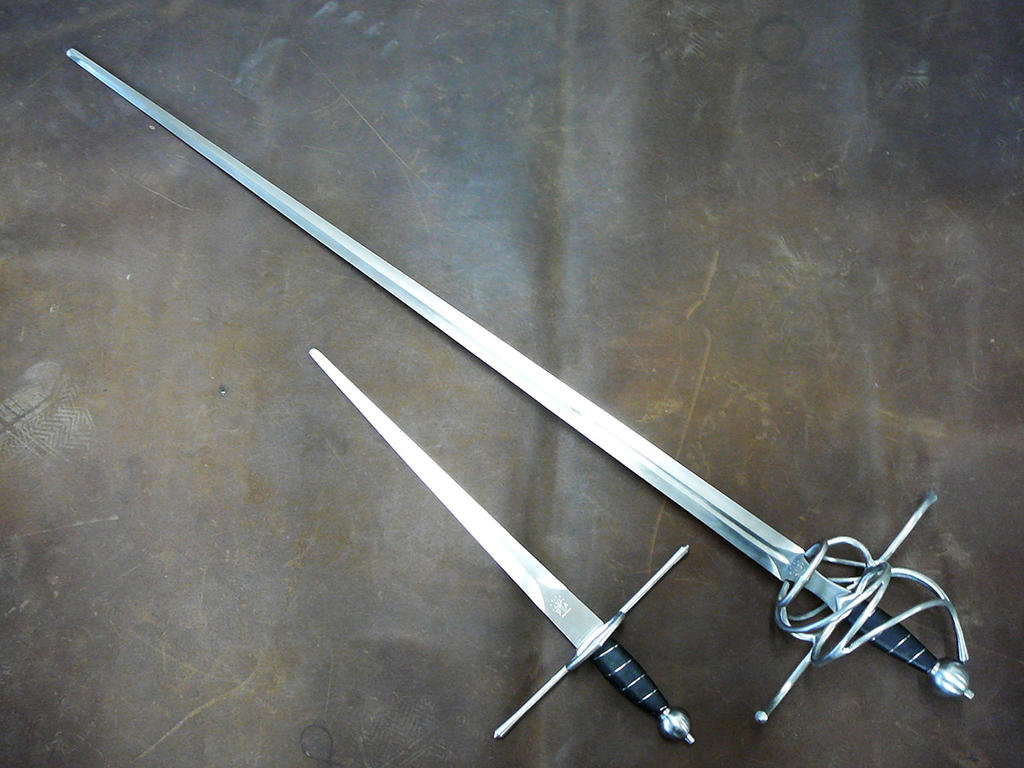 Witcher  Who Crafts Swords