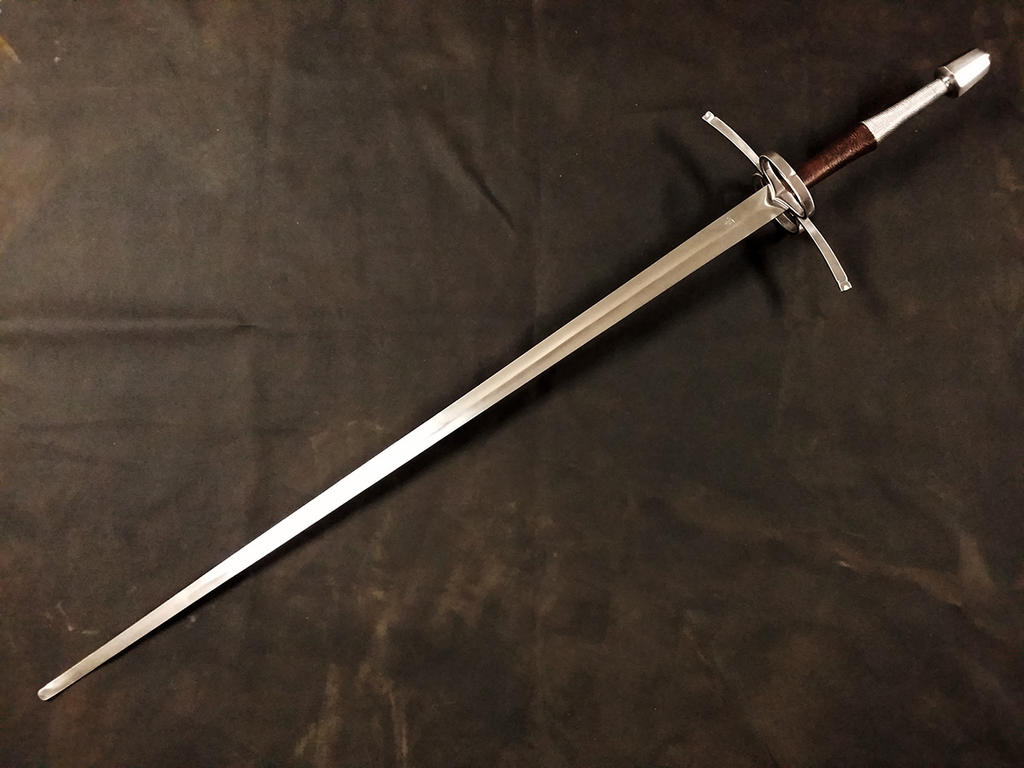 Longsword (1) by Danelli-Armouries
