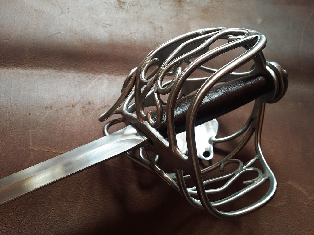 Backsword18c (3) by Danelli-Armouries