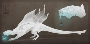 Auction #009 Dragon [closed] by Aivomata
