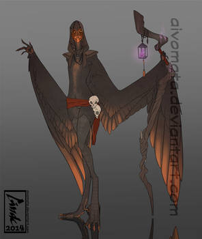 Haroth: Scarecrow [Closed]