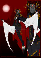 Haroth Auction: Noble Vampire [Closed]