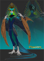 Haroth Auction: Peacock [Closed]