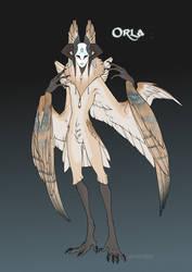 Orla [Updated design] by Aivomata