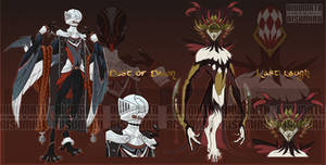 Haroth Auction: Collab designs [0/2 CLOSED]
