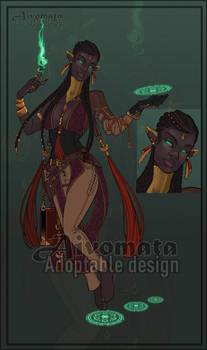 Auction #60 Spellcaster [Closed]