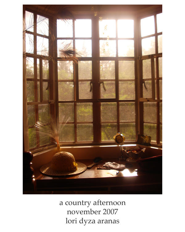 A Country Afternoon