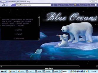 blue oceans screenshots