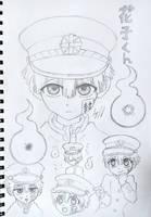 Hanakoooooo by Scraper28