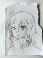 Old hinazuki doodle by Scraper28