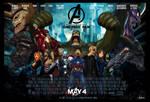 One Piece Avengers 2013