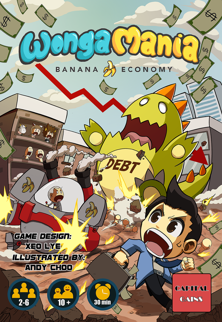 Cover with logo by AndiMoo