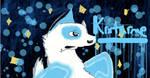 Happy birthday Krxterme! by DrakesWolf