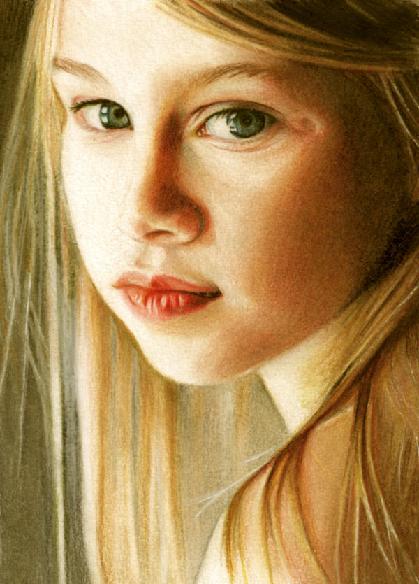 Mona Lisa Smile by Briscott