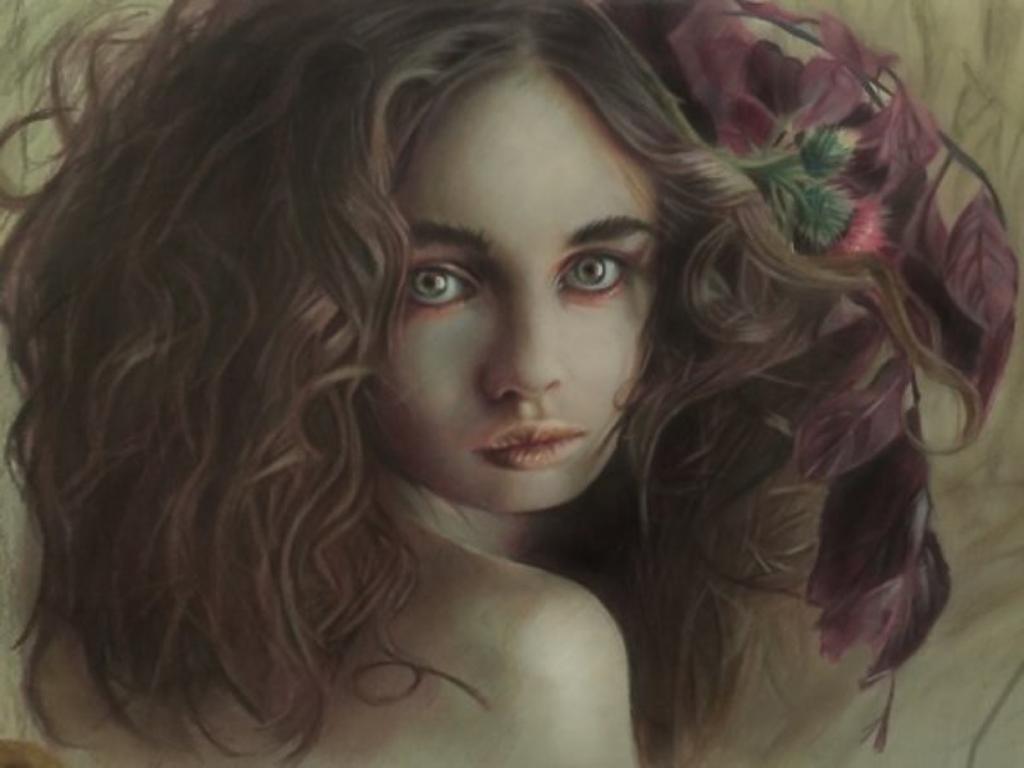 Thistle by Briscott