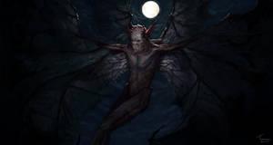 Bloodbat Vampire