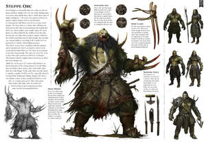 Steppe Orc