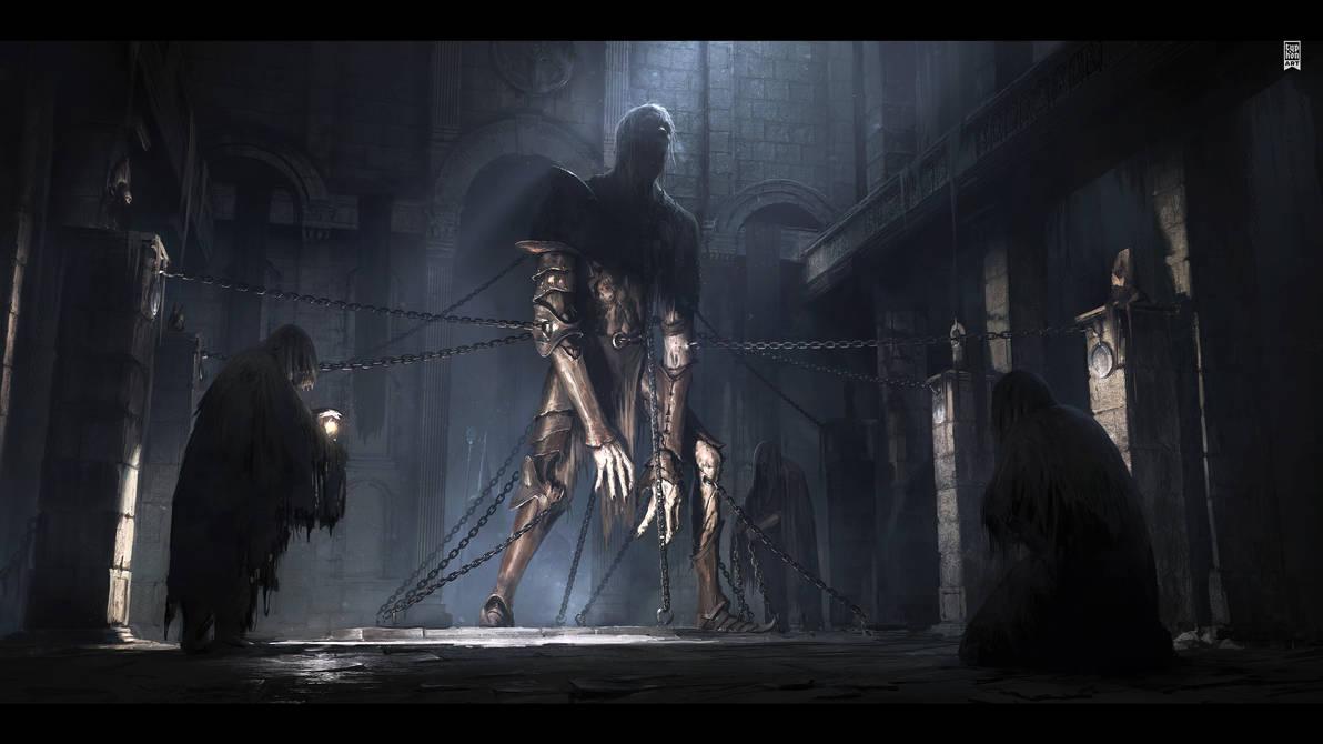 Enslaved Giant